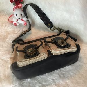Coach Bags - Authentic Coach leather bag